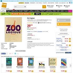 Zoo logique - cartonné - Fnac.com - Joëlle Jolivet