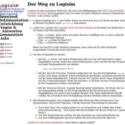 Logisim: Download