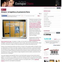 Amazon, la logística y la presencia física