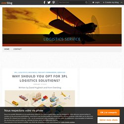 Why Should You Opt For 3Pl Logistics Solutions? - Logistics Service