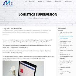 Logistics supervision