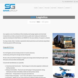 Transport and Logistics Companies