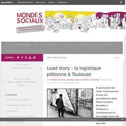 Load story : la logistique piétonne à Toulouse
