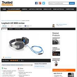 Logitech UE 9000 review - Headphones