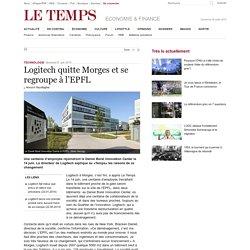 Logitech quitte Morges et se regroupe à l'EPFL