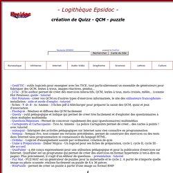 logithèque pédagogique Epsidoc