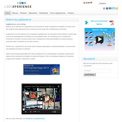 LogiXperience - logistiek en supply chain