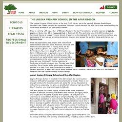 Logiya Primary School in the Afar Region