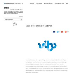 Logo & Branding: Vibo & BP&O Logo, Branding, Packaging & Opinion by Richard Baird