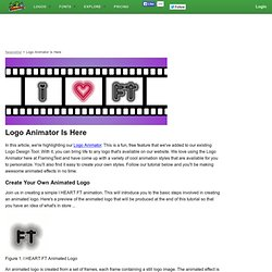 Logo Design Tool. Free and Online.
