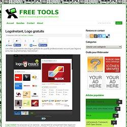 LogoInstant, Logo gratuits