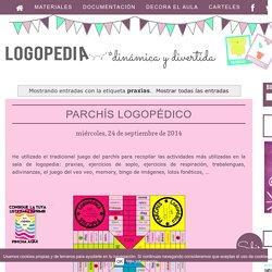 Logopedia dinámica y divertida : praxias