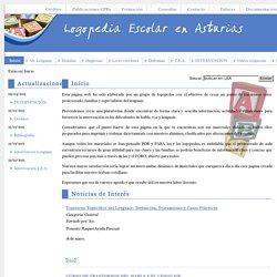 Logopedia Escolar de Asturias - Inicio