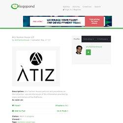 Logopond - Logo, Brand & Identity Inspiration (Atiz Fashion House LLP)