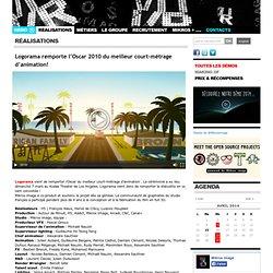 Groupe Mikros Image » Logorama remporte l'Oscar 2010 du meilleur