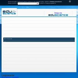Logowanie - Portal EDUSCIENCE