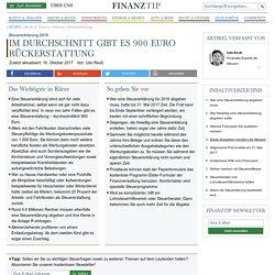 Steuererklärung 2016 - Einkommensteuererklärung & Lohnsteuererklärung