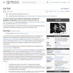 Loi Veil