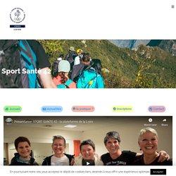 Plateforme Sport Santé 42