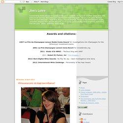 #Vinocamp-Loire: do blogs have influence?