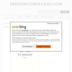 Lois Lowry, Le Passeur