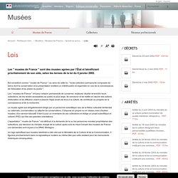 Lois - Musées