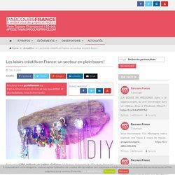 Les loisirs créatifs en France: un secteur en plein boom !