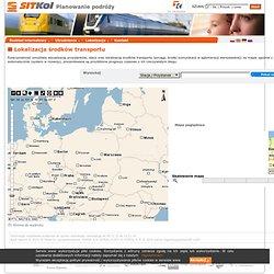 Lokalizacja środków transportu