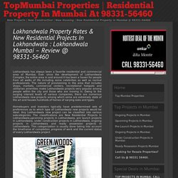 Lokhandwala Projects