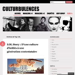 LOL « Culturbulences