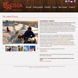 Hossan Lomakeskus: hébergement et activités en Finlande dans le parc naturel d'Hossa