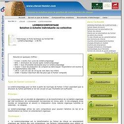 Lombricompostage - cheval-fumier.com - Trouvez la solution pour la gestion de votre fumier de cheval