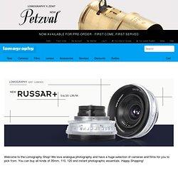 Colorsplash Camera - Attic - 15% - The Lomography Attic Sale