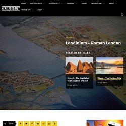 Londinium – Roman London