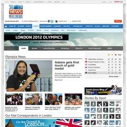 London 2012 Olympics - News