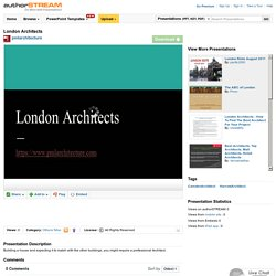 London Architects