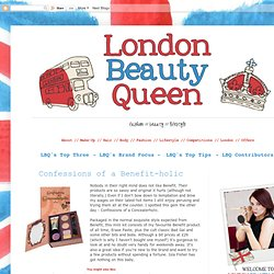 London Beauty Queen: April 2010