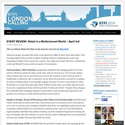 RTPI London Calling | The RTPI London + London Young Planners Blog