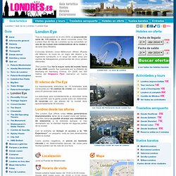 London Eye - La noria de Londres
