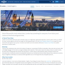 London Travel Information and Travel Guide - England