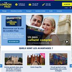 London Pass® - Le Passe pour le Tourisme à Londres