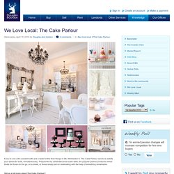 We Love Local: The Cake Parlour