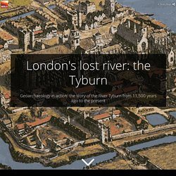 London's lost river: the Tyburn