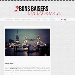 Londres - Bons Baisers d'Ailleurs - Bons Plans, Adresses, Girly, Mode