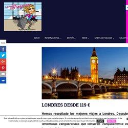 Viajes a Londres desde 119€