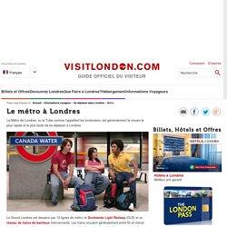 Le métro à Londres - Informations Voyageurs