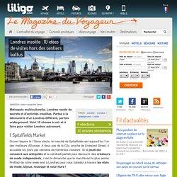 Londres insolite:10 idées de visites hors des...