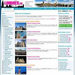 Qué ver en Londres - Monumentos y lugares que visitar en Londres