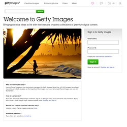 Travel photography and professional stock photography - Lonely Planet Images