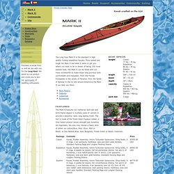 Long Haul Folding Kayaks Mark 2